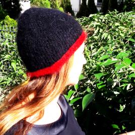 Le bonnet en mohair